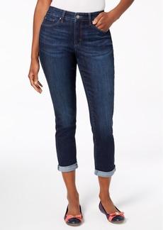 Charter Club Tummy-Control Boyfriend Jeans, Created for Macy's