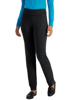 Charter Club Tummy-Control Pants, Created for Macy's