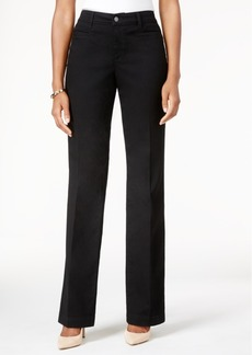 Charter Club Tummy-Control Trouser Jeans, Only at Macy's