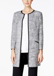 Charter Club Tweed Topper Jacket, Only at Macy's