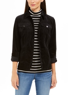 Charter Club Velveteen Jacket, Created For Macy's