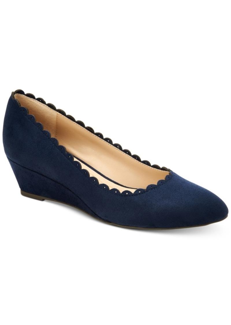 Charter Club Wandaa Wedge, Created for Macy's Women's Shoes