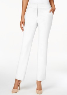 Charter Club Zip-Pocket Ankle Pants, Only at Macy's