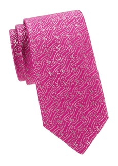 Charvet Abstract Rope Silk Tie