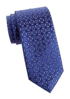 Charvet Abstract Woven Silk Tie