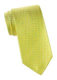 Charvet Animal Print Silk Tie