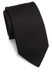 Charvet Solid Silk Tie