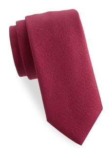 Charvet Classic Wool Tie