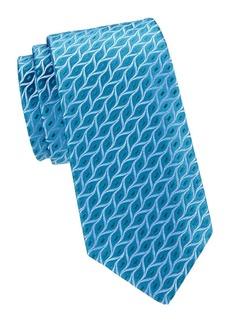 Charvet Flame Silk Tie