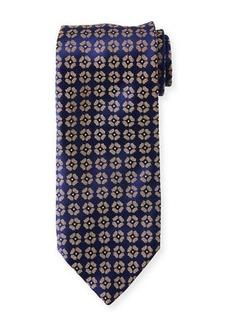 Charvet Flowers Silk Tie