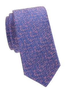 Charvet Melange Silk Tie