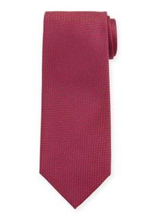 Charvet Men's Micro-Diamond Silk Tie