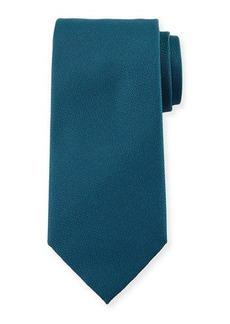 Charvet Micro-Textured Silk Tie