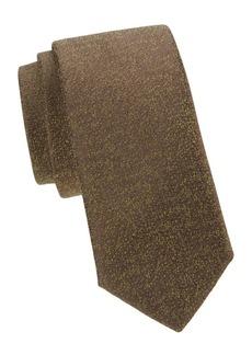 Charvet Silk Melange Tie