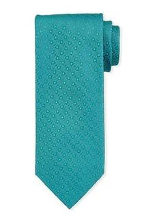 Charvet Small Dot Silk Tie