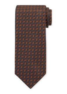 Charvet Tiles Silk Tie