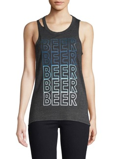 Chaser Beer Muscle Tee