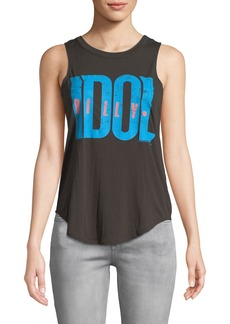 Chaser Billy Idol Muscle Tee