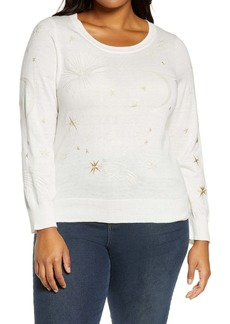 Chaser Astrology Sweater (Plus Size)