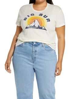 Chaser Big Sur Graphic Tee (Plus Size)