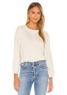 Chaser Blouson Sleeve Sweatshirt