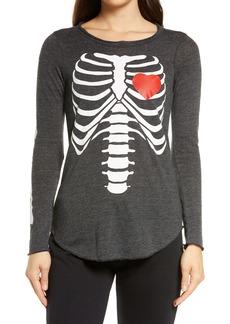 Chaser Bones Skeleton Pullover