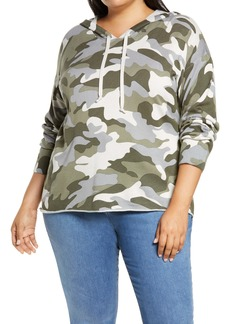 Chaser Camo Hoodie (Plus Size)