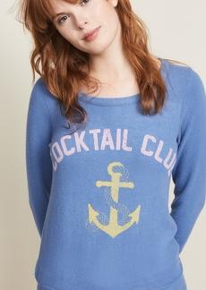 Chaser Cocktail Club Sweatshirt