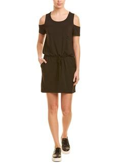 Chaser Cold-Shoulder Drop-Waist Dress