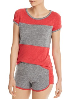 CHASER Color-Block Tee