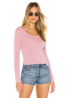 Chaser Double Scoop Crop Top
