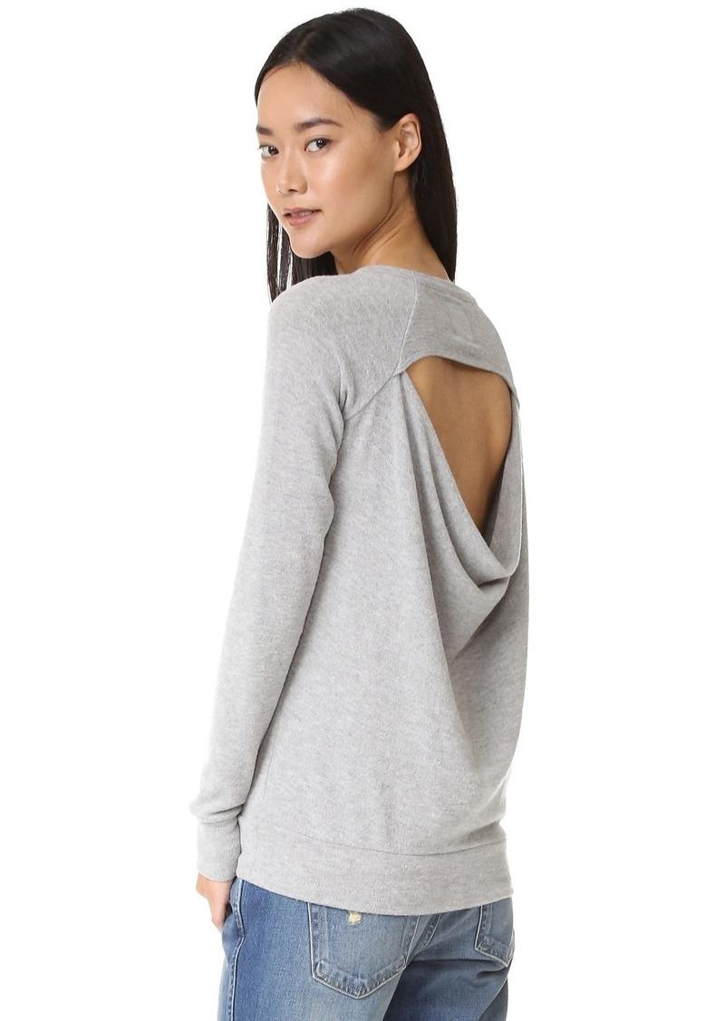 Chaser Drape Back Pullover