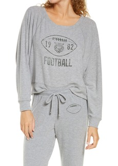 Chaser Football Love Pullover