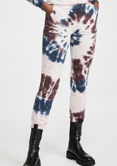 Chaser French Terry Slouchy Moto Joggers