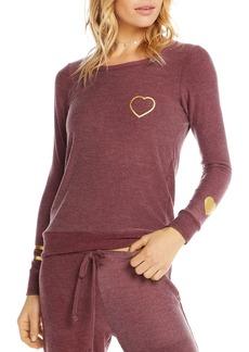 CHASER Heart Sweatshirt