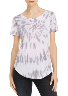 CHASER High/Low Tie-Dye Tee