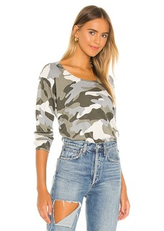 Chaser Lightweight Cotton Blend Sweater