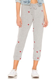 Chaser Love Knit Slouchy Pant