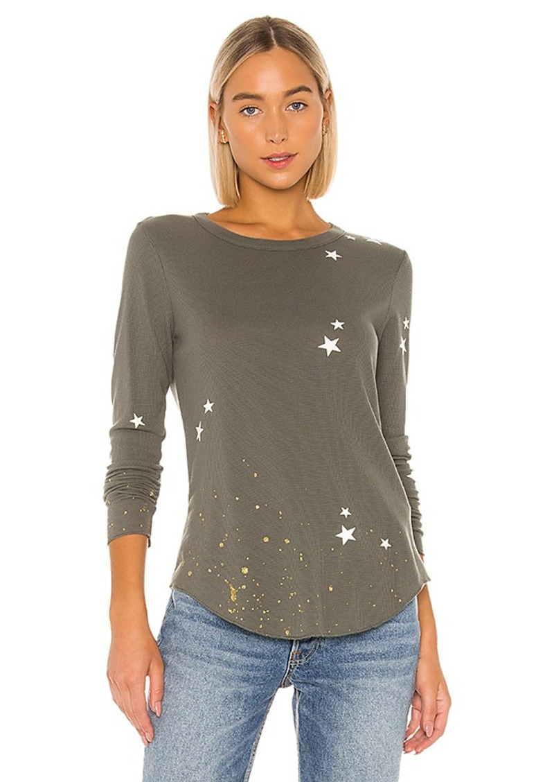 Chaser Military Stars Thermal Tee