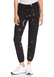 CHASER Moon & Stars Sweatpants