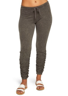 Chaser Shirred Bliss Knit Joggers