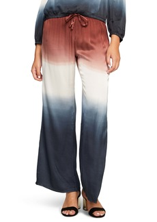 Chaser Silky Wide Leg Pants