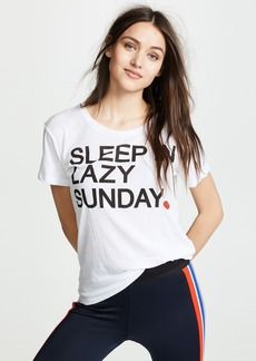 Chaser Sleep In Sunday Tee