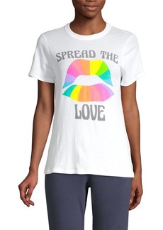 Chaser Spread the Love Graphic Tee