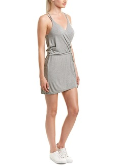Chaser Surplice Mini Dress