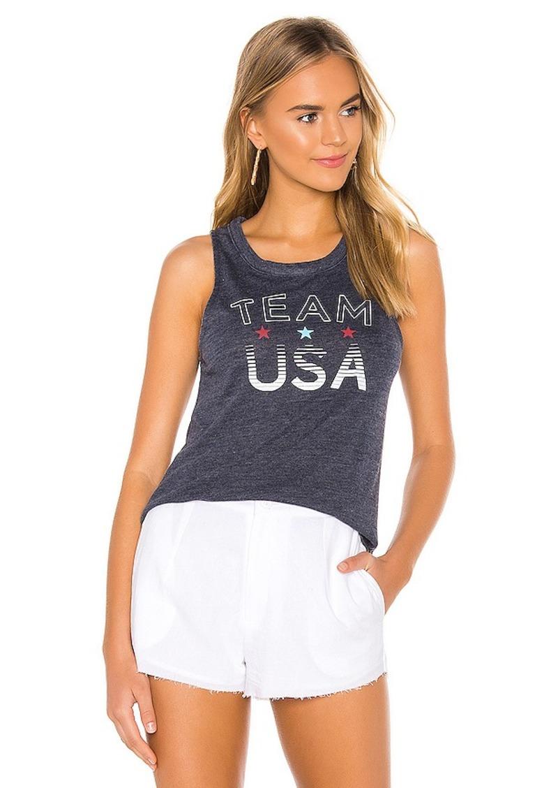Chaser Team USA Tank