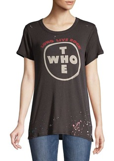 Chaser The Who Vintage Tee