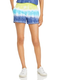 CHASER Tie Dyed Shorts