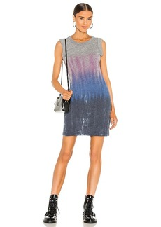 Chaser Triblend Jersey Rolled Armhole Tank Dress