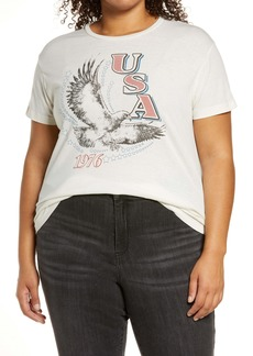 Chaser USA Bicentennial Graphic Tee (Plus Size)